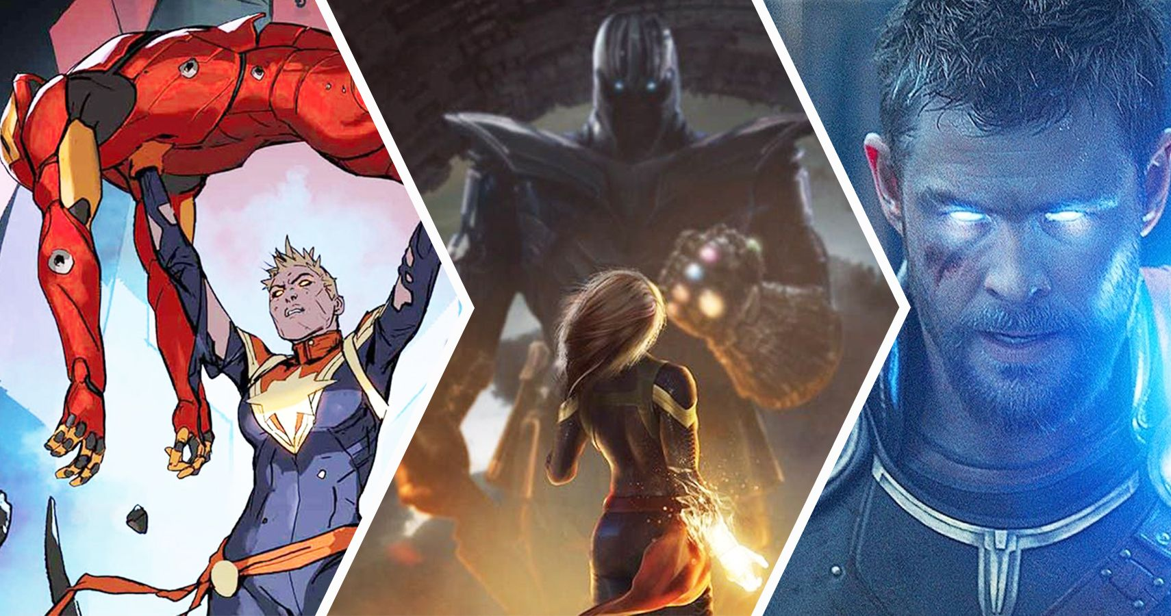 Captain Marvel: 10 Characters Who Would Defeat Her In Seconds (And