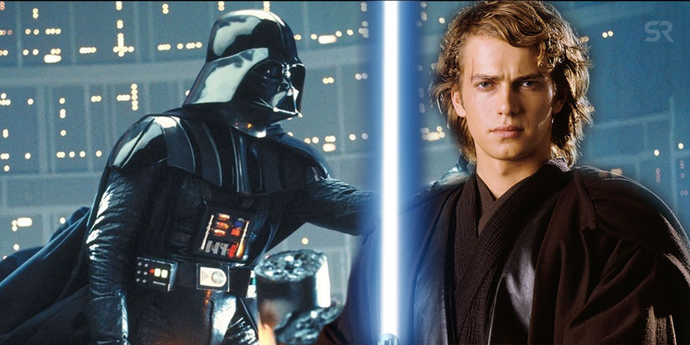 Darth Vader's Original Backstory Before He Was Luke's Father