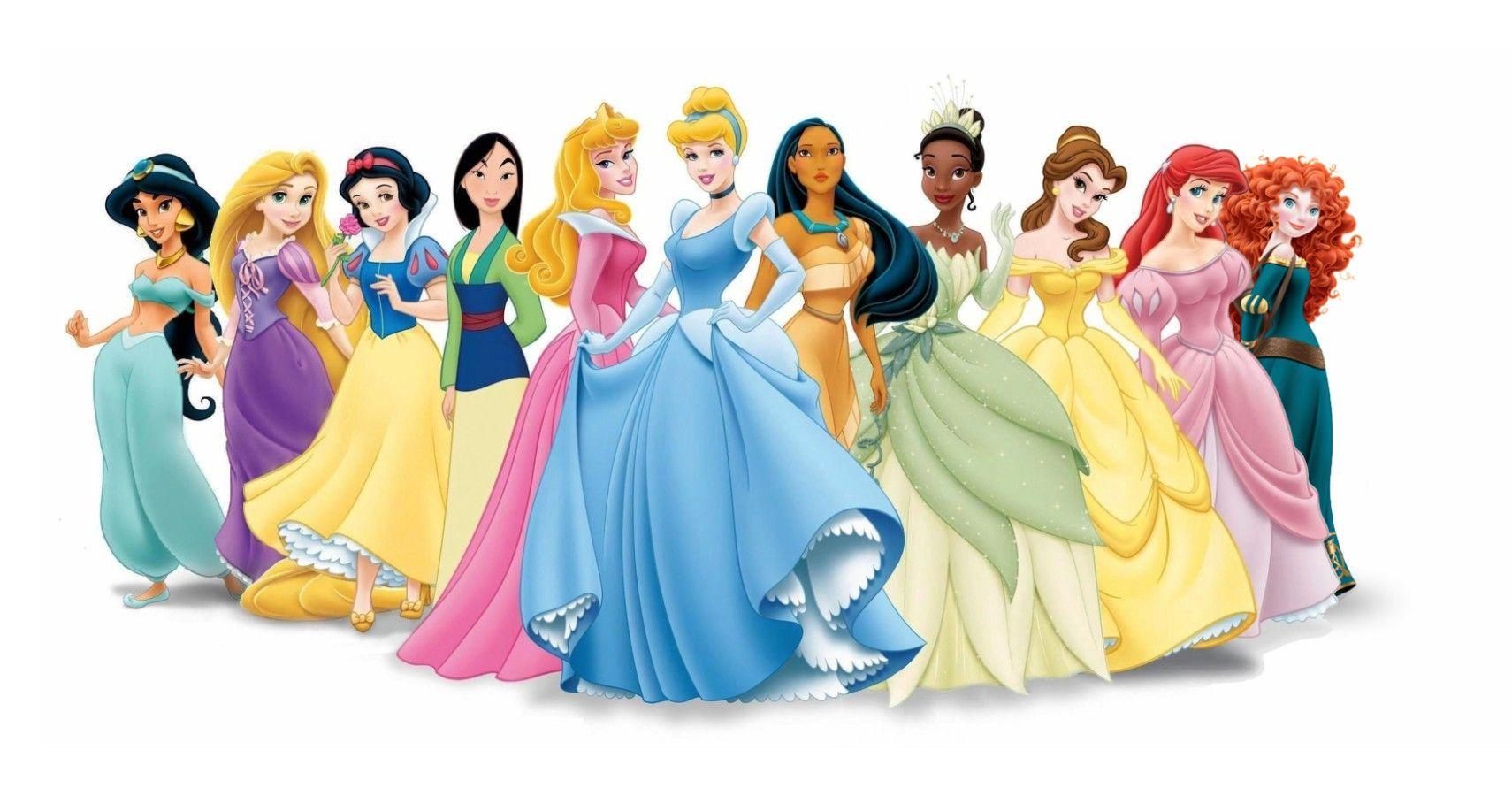 Every Disney Princess Movie, Ranked | ScreenRant