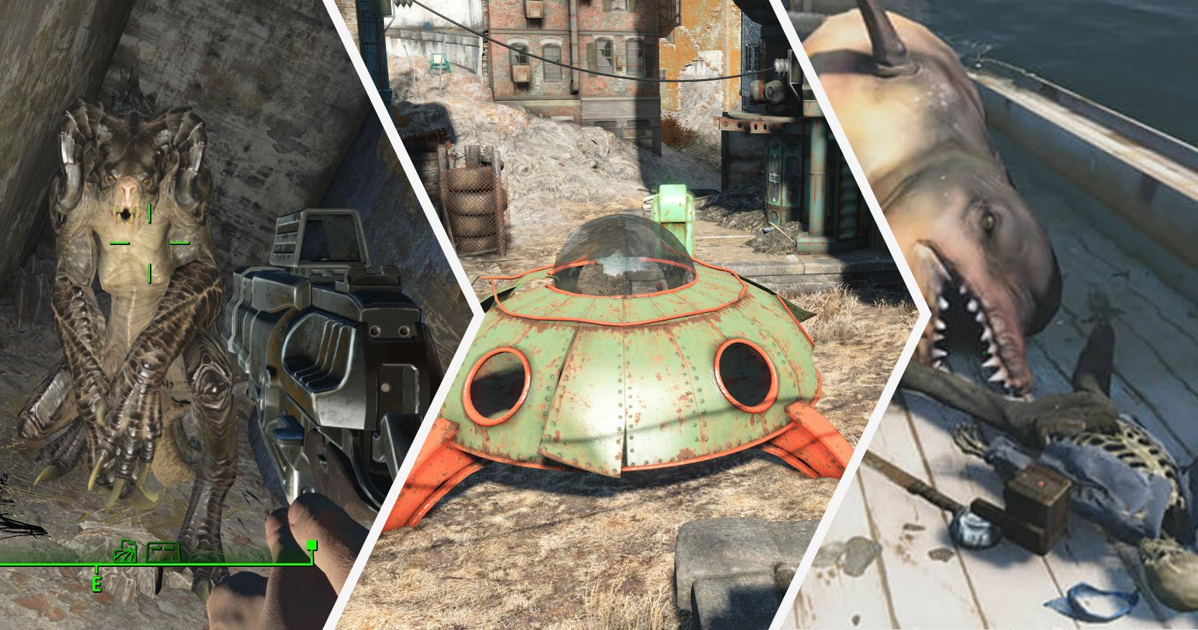 Fallout 4: 25 Hidden Locations Only Experts Found | ScreenRant