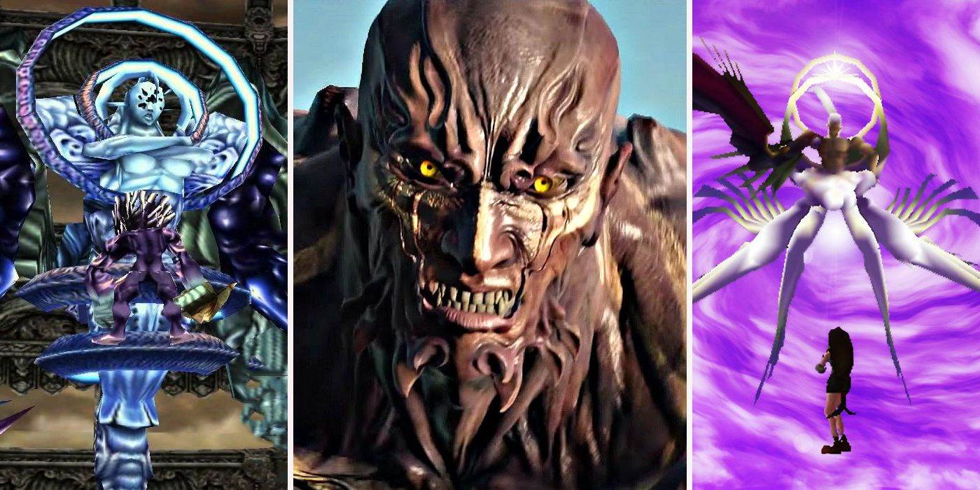 Final Fantasy: The 25 Most Powerful Bosses Officially Ranked