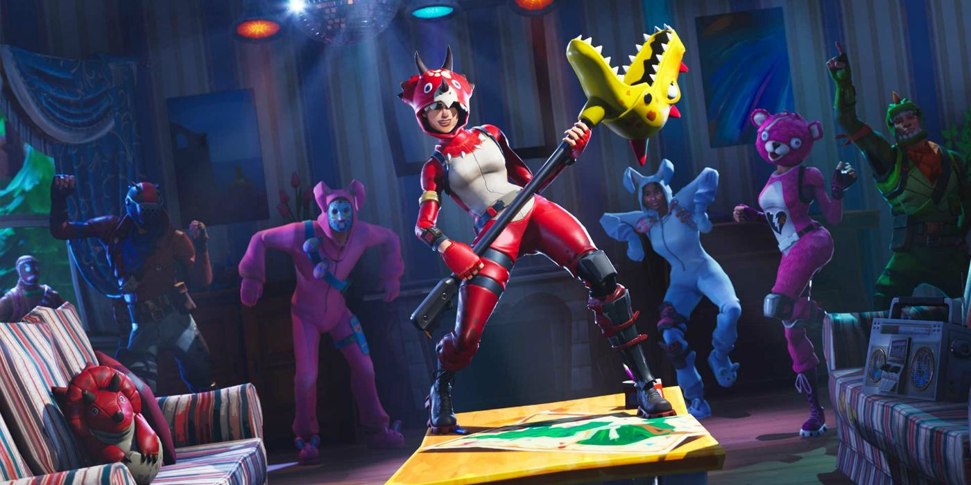 Orange Shirt Kid Mom Sues Epic Games Over Fortnite Dance