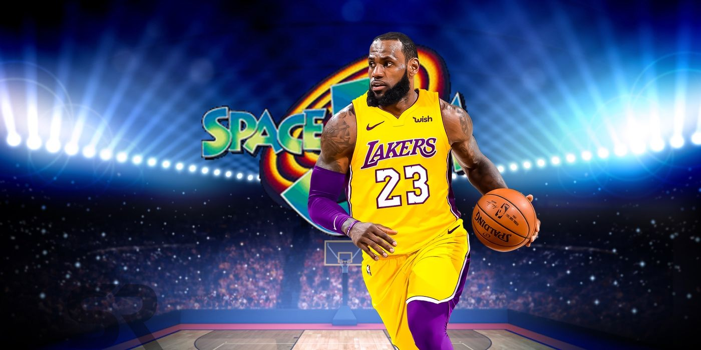 126f40c2ac0e Space Jam 2  LeBron Reportedly Having Trouble Recruiting NBA Players