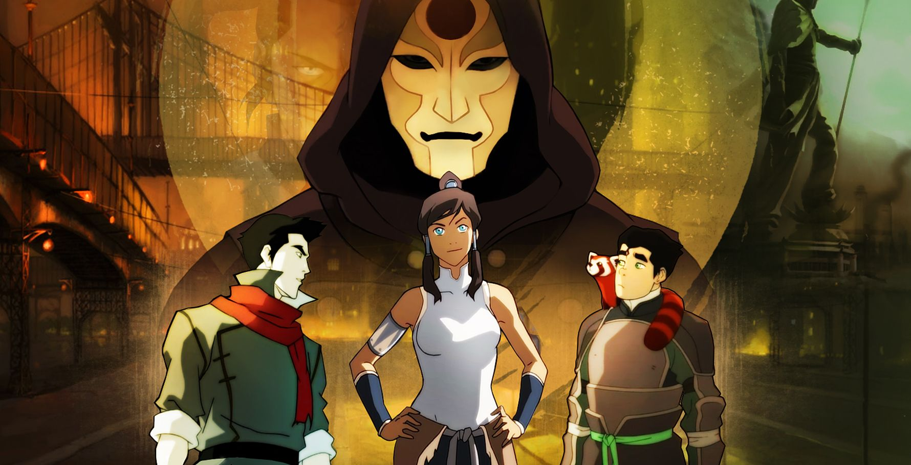The Myers-Briggs® Types Of Legend Of Korra Characters