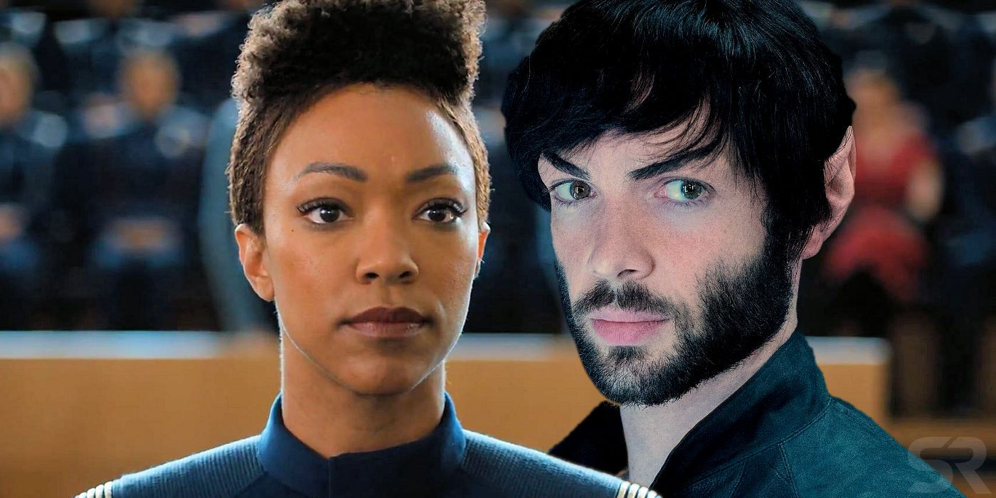 Star Trek Theory: Spock Developed Feelings For His Foster Sister