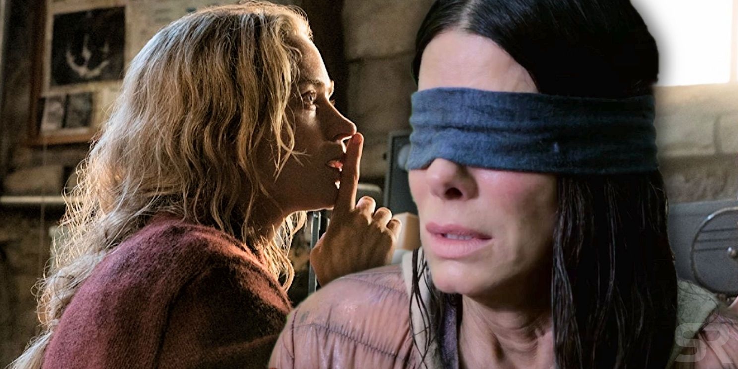 Tv And Movie News Bird Box Vs A Quiet Place How The Monster Movies