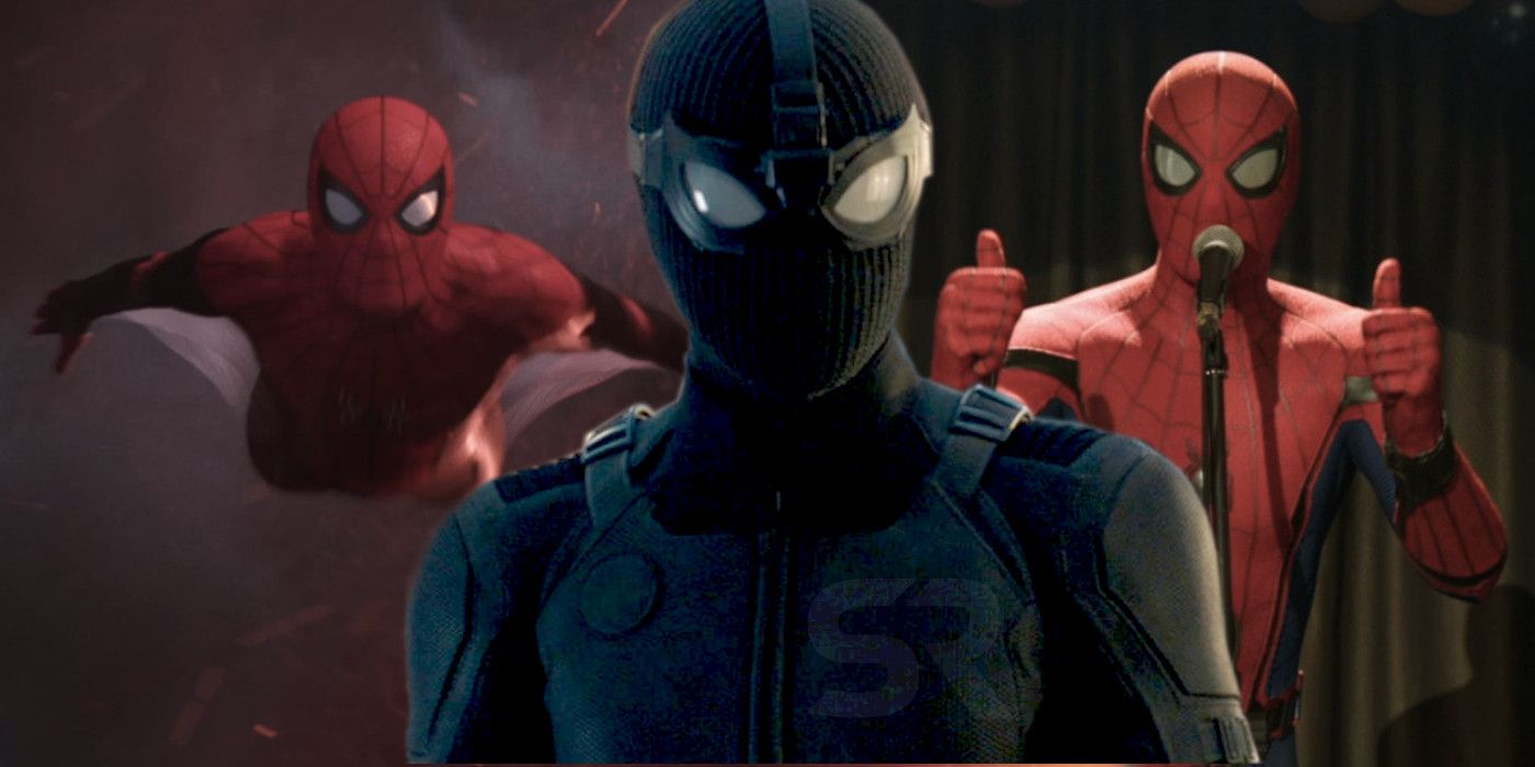 Every Spider Man Suit In Far From Home Screen Rant