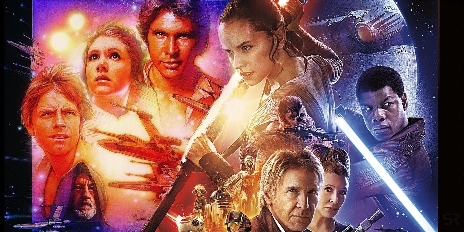 Star Wars: The Biggest Difference Between The Force Awakens & A New Hope