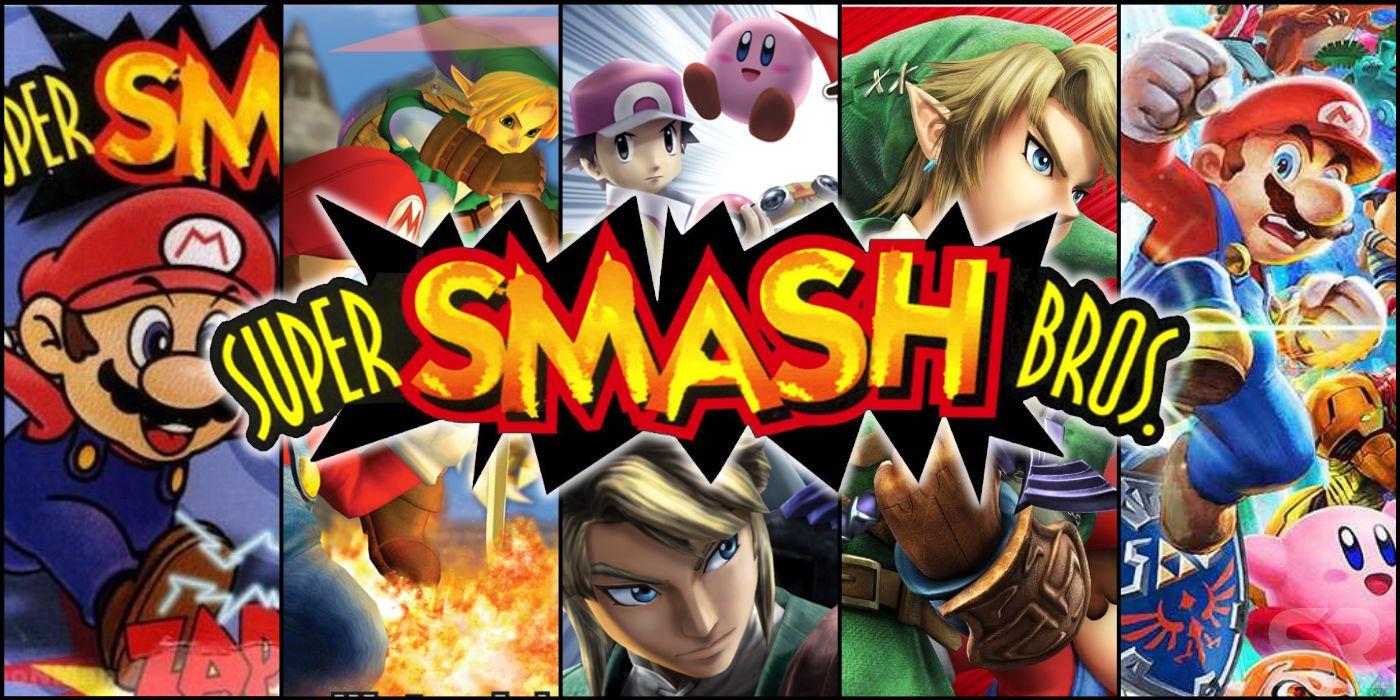 Smash Spiel