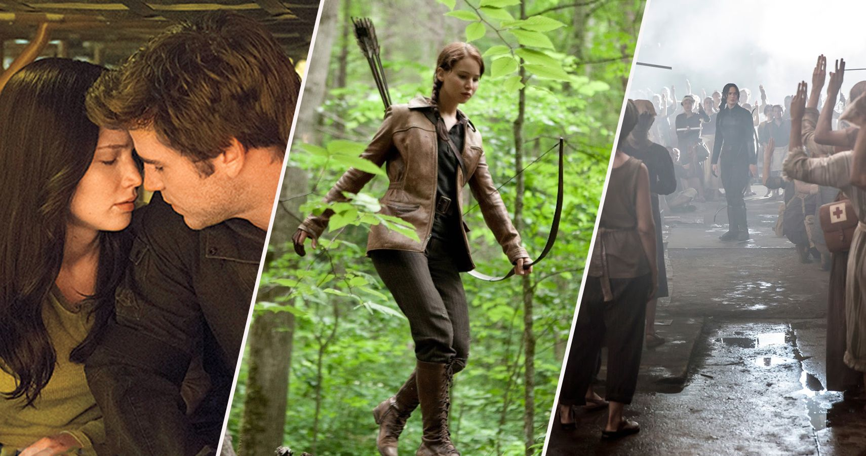 Hunger Games: 25 Thing...