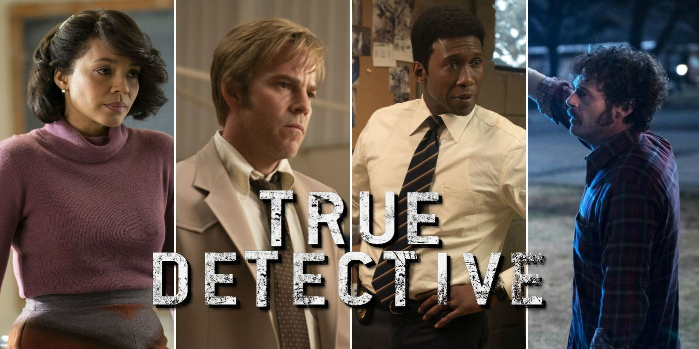 True Detective Season 3 Cast & Character Guide | Screen Rant