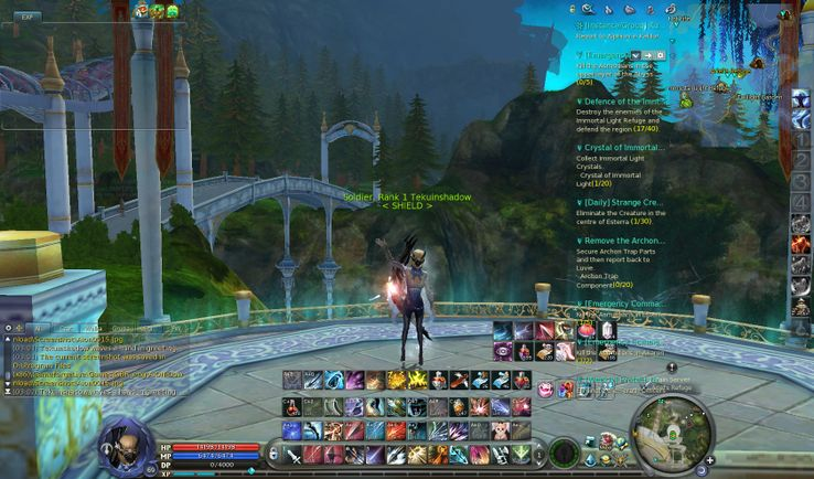 10 Best MMORPGs Out Right Now | ScreenRant
