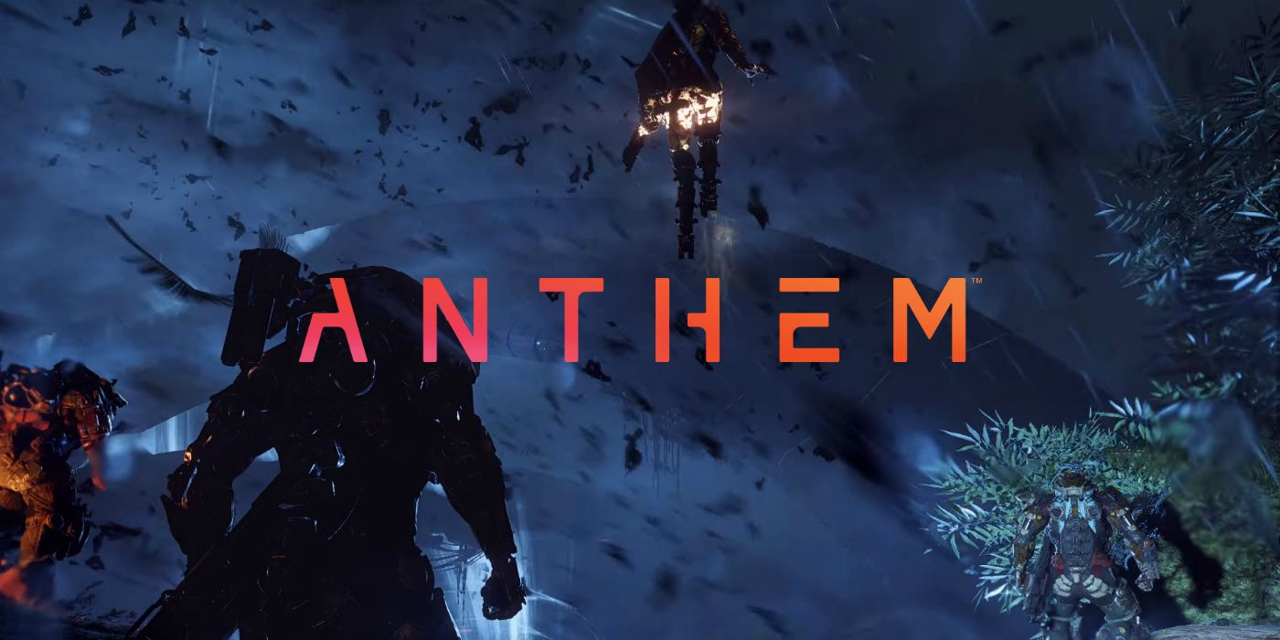 anthem game review reddit