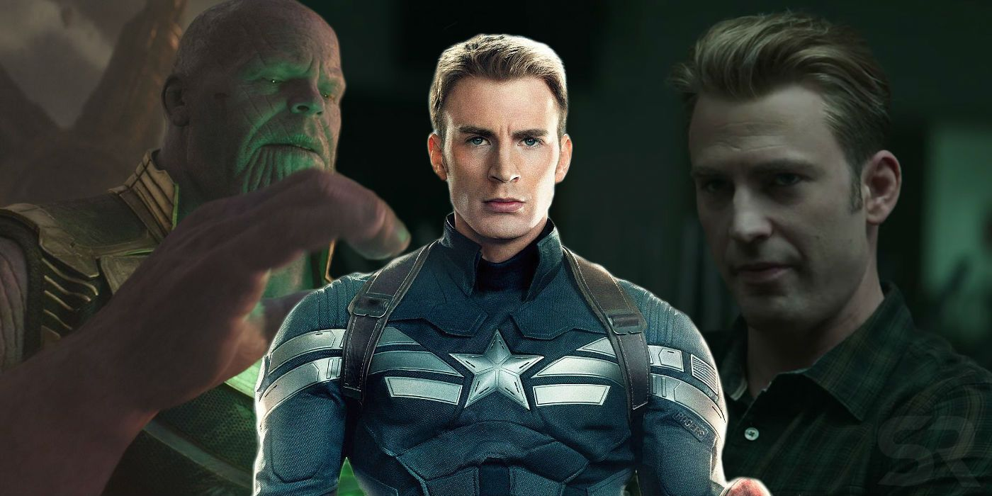 Captain America Has A Plan In Avengers Endgame What Is It