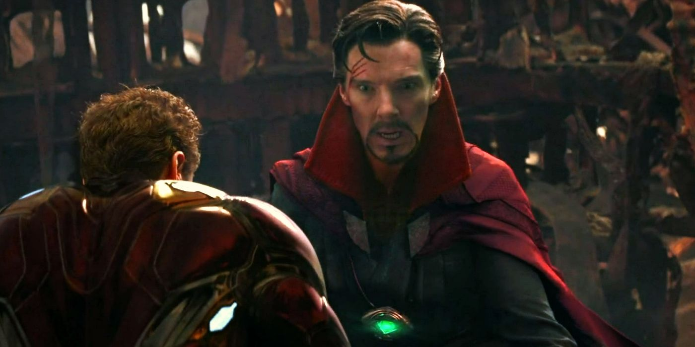 Avengers Endgame Theory: Doctor Strange Is In Complete Control