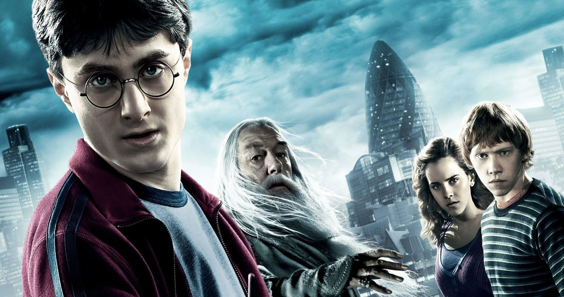 Which Hogwarts House Are You In Based On Your Favorite Harry Potter Movie?