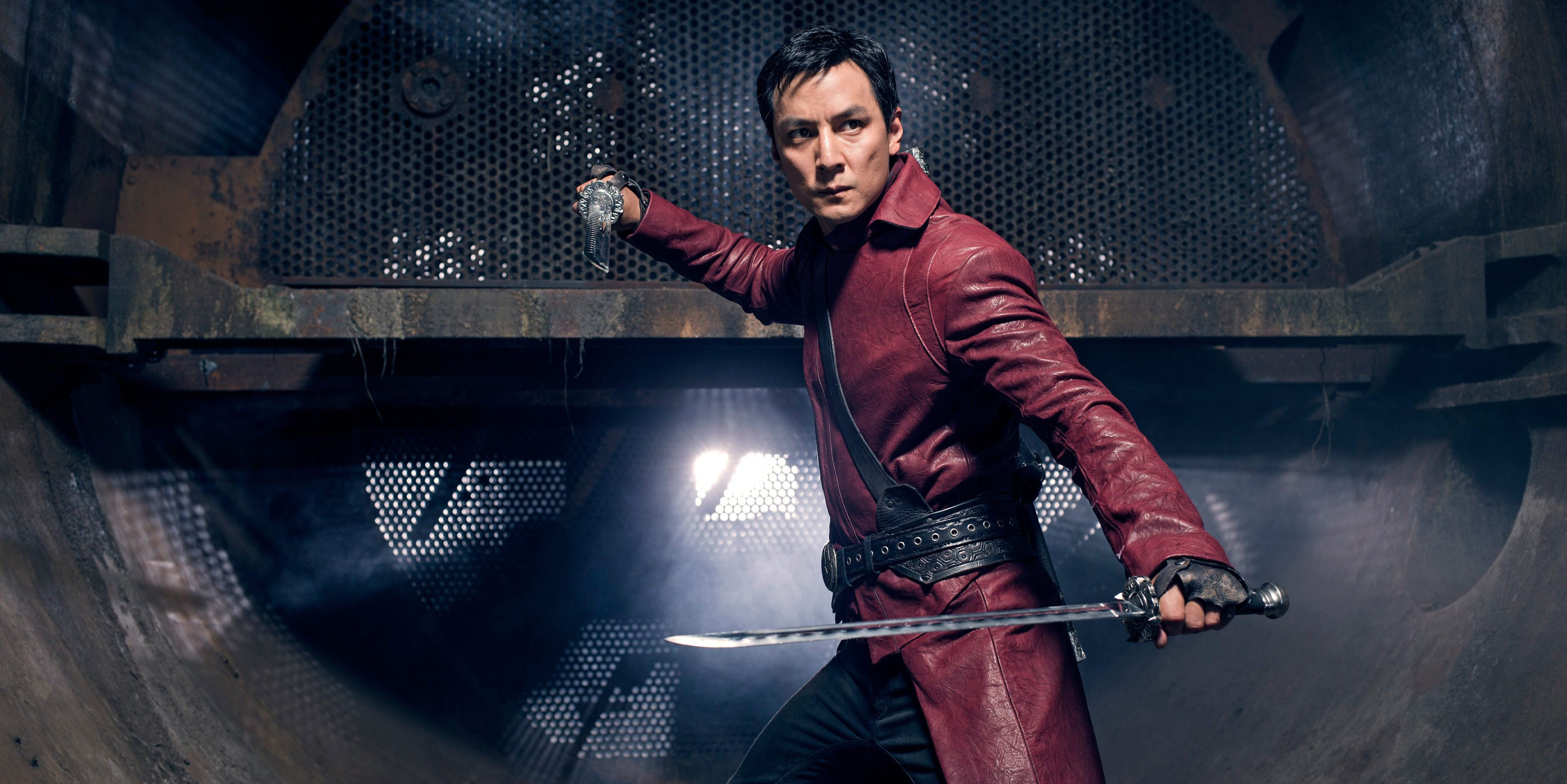 AMC's Into The Badlands Ending With Season 3 | ScreenRant