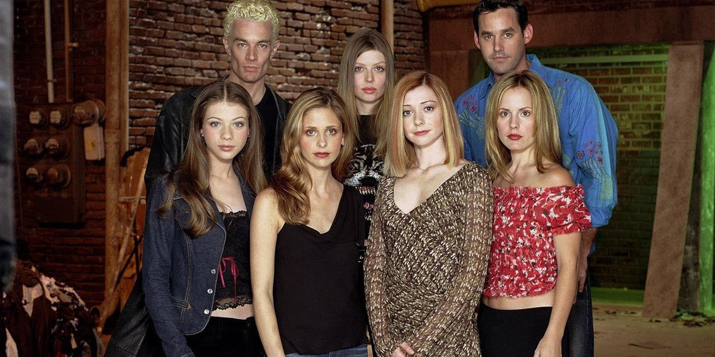 Buffy reboot air date cast plot trailer and everything you need to know