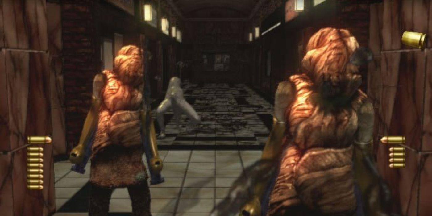Silent Hill 3 Was Nearly An Arcade Shooter Screen Rant