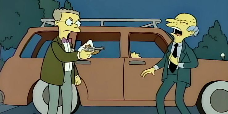 Smithers-Shoots-Mr-Burns-on-The-Simpsons
