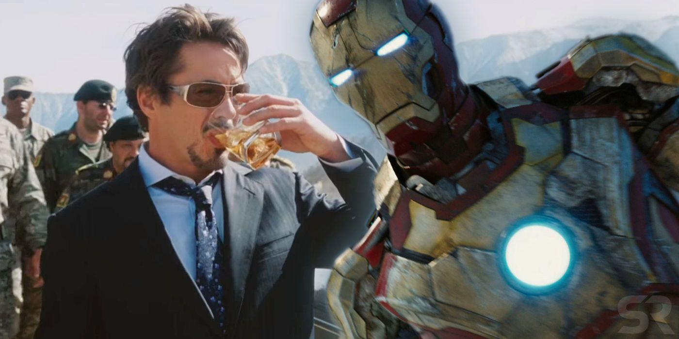 Disney's Iron Man 3 Decision Completely Changed Tony Stark's
