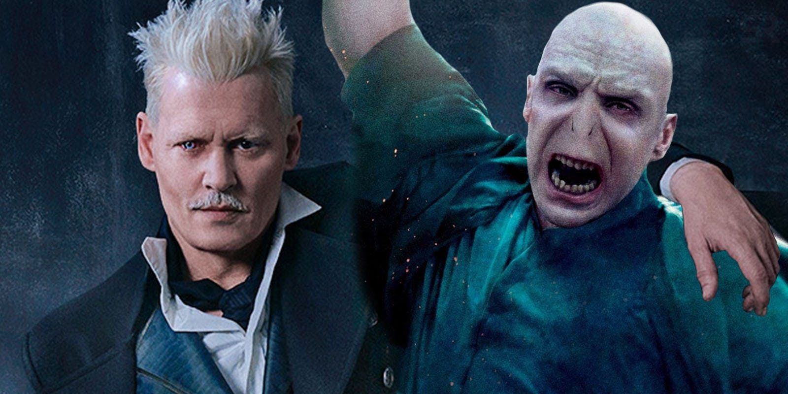 Grindelwald Harry Potter