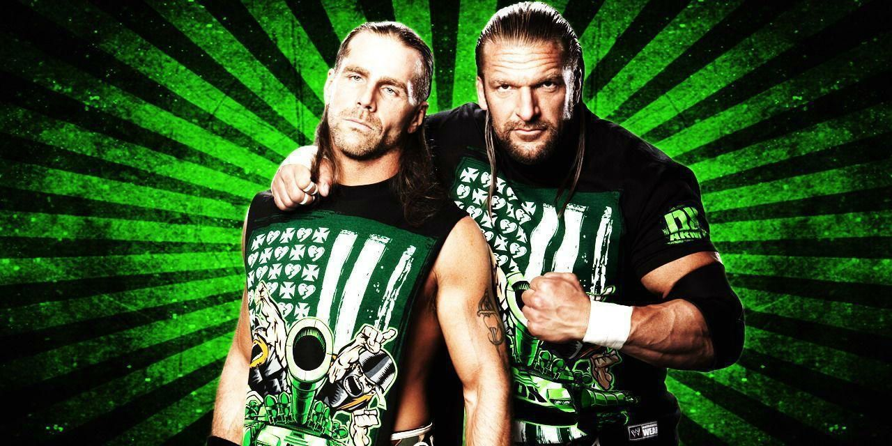 Exclusive WWE: The Official Cookbook Recipes Celebrate D-Generation X