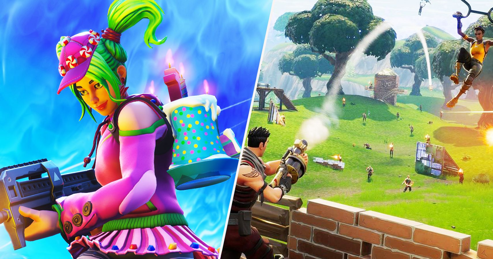 The 20 Best Legendary Weapons In Fortnite And 10 That Are