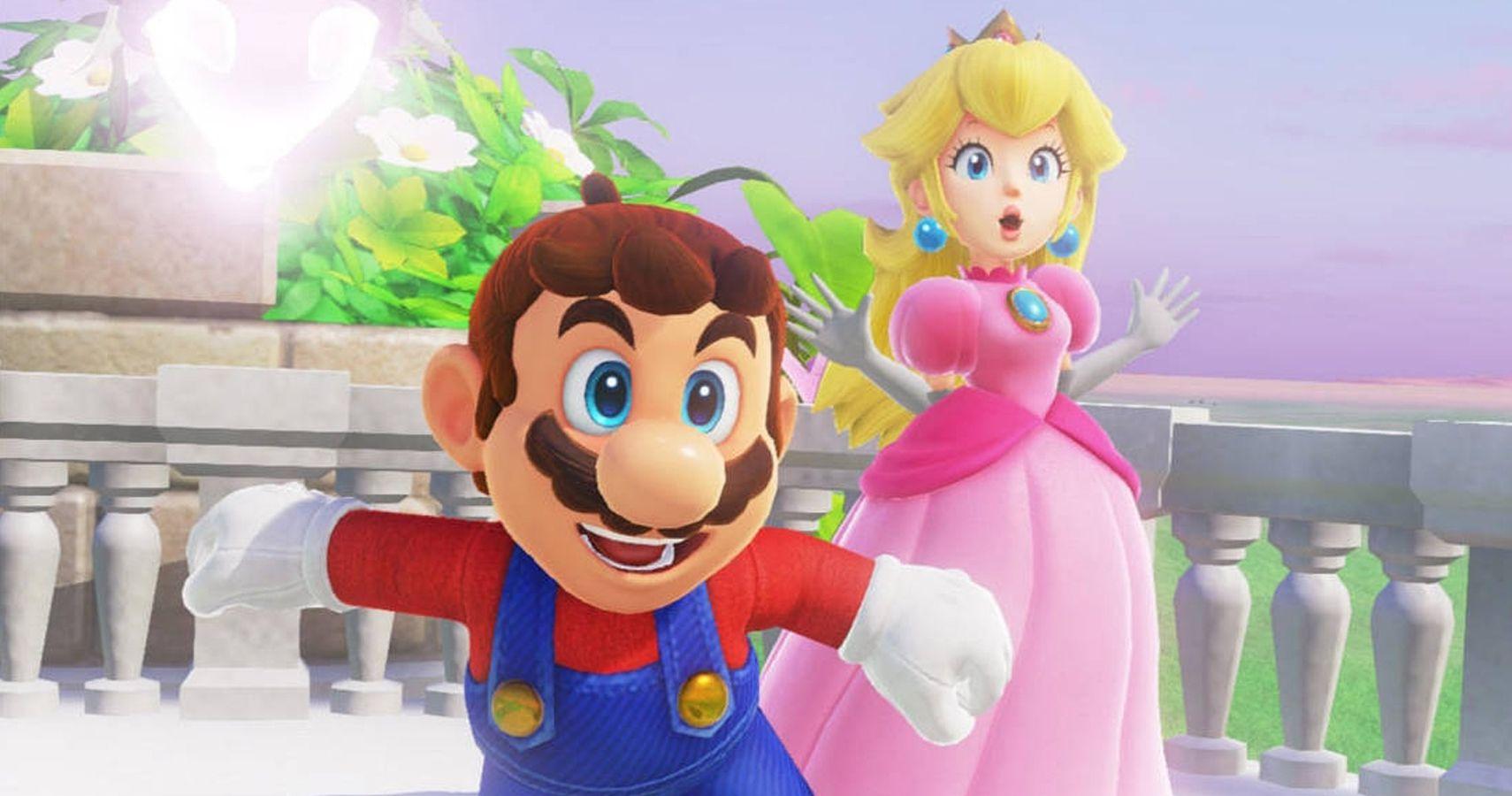 Super Mario 25 Wild Revelations About Mario And Peach S