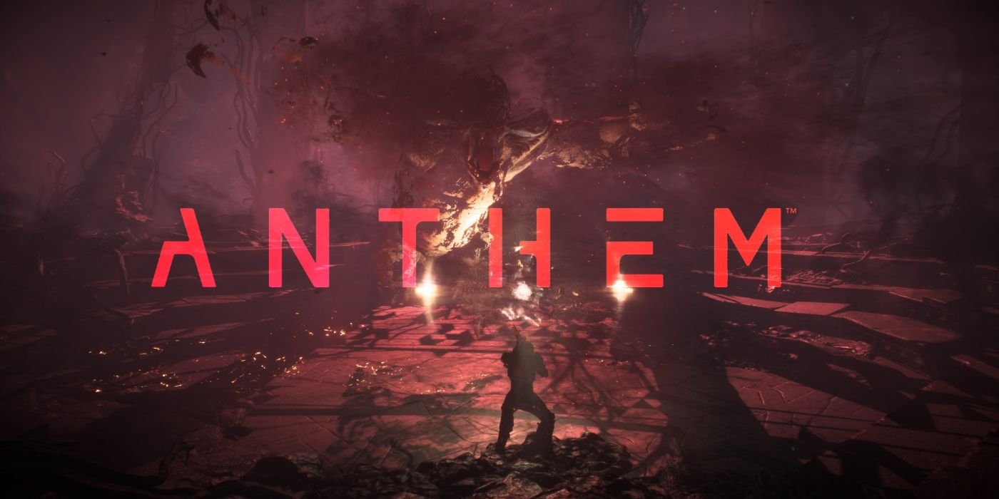 Anthem Glitch Discovered That Lets Players Buff, Infinitely Heal