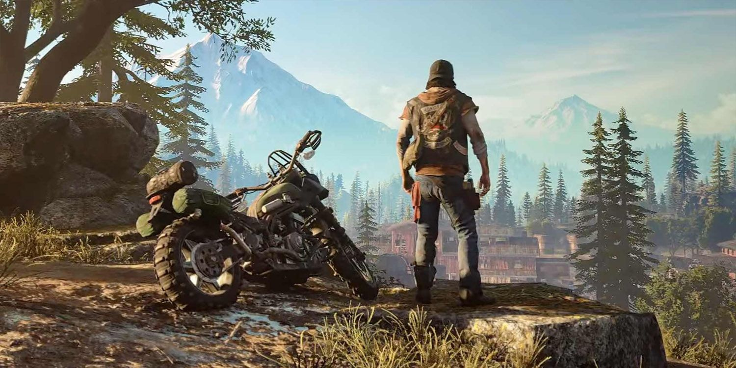 Days Gone Review: A Cliche Open-World Zombie Love Story