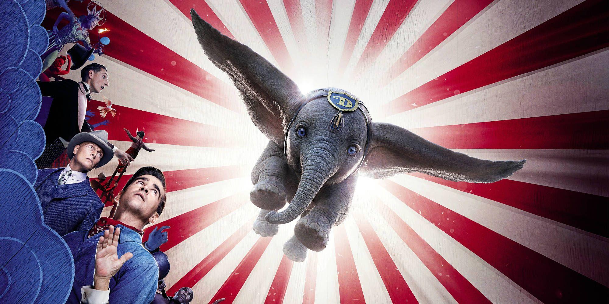 Dumbo 2019 Movie Reviews Screen Rant