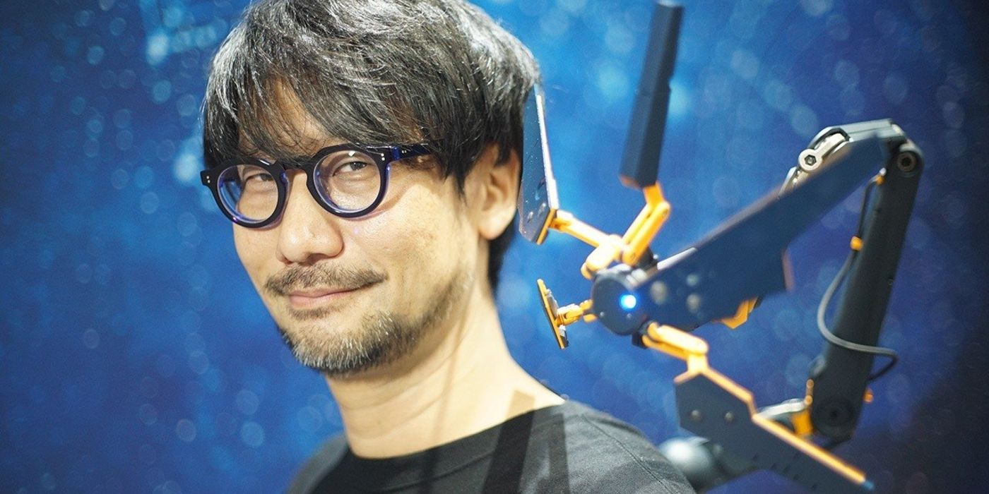 Hideo Kojima Plans to Make Horror Game After Death Stranding