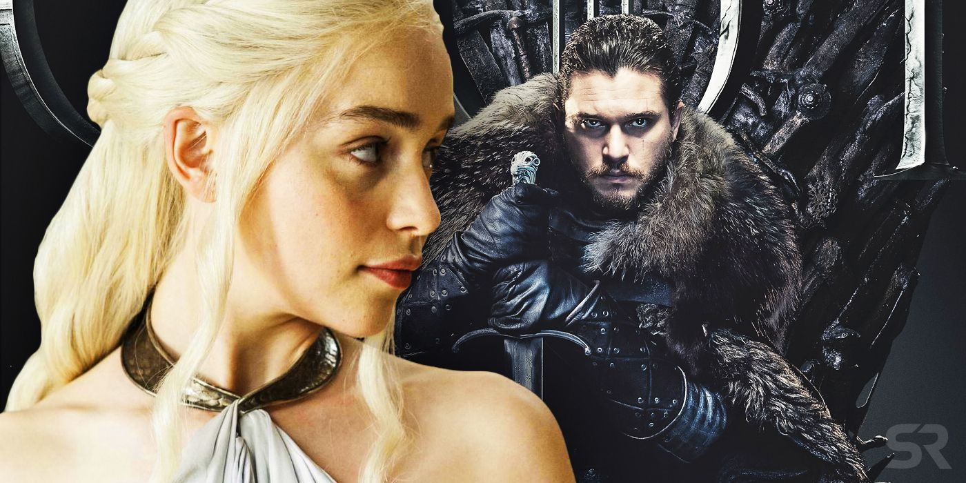 Game Of Thrones Season 8: Why Jon Snow Should Win The Iron ...