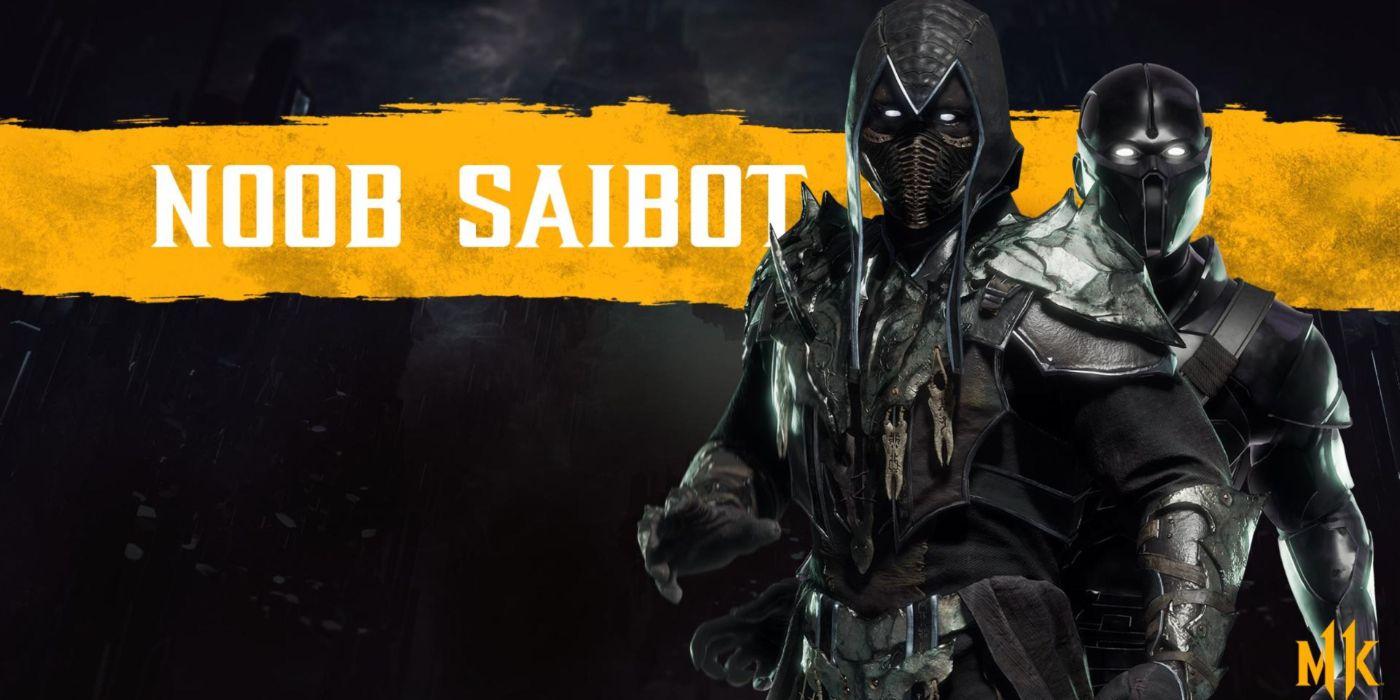 Mk11 Wallpaper: Mortal Kombat 11 Reveals Noob Saibot And First DLC Character