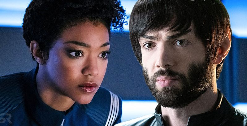 Star Trek Theory: Spock Never Mentioned Michael Because He FORGOT Her