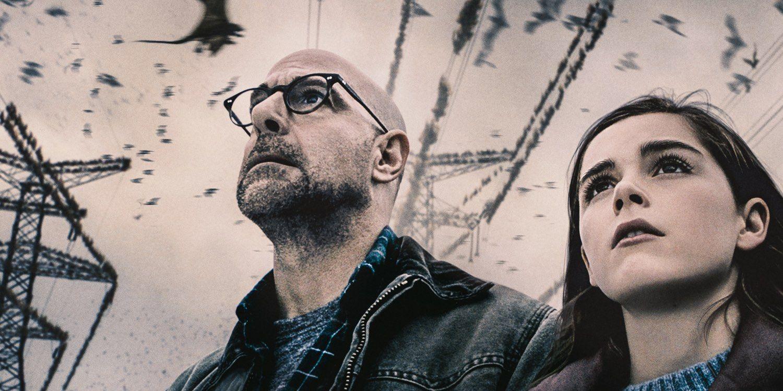 ผลการค้นหารูปภาพสำหรับ the silence film netflix poster