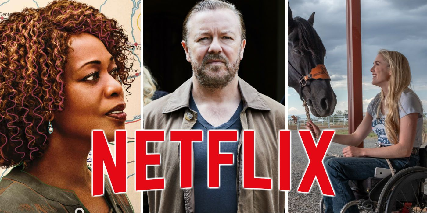 Netflix: Best New TV Shows & Movies This Weekend (March 8)