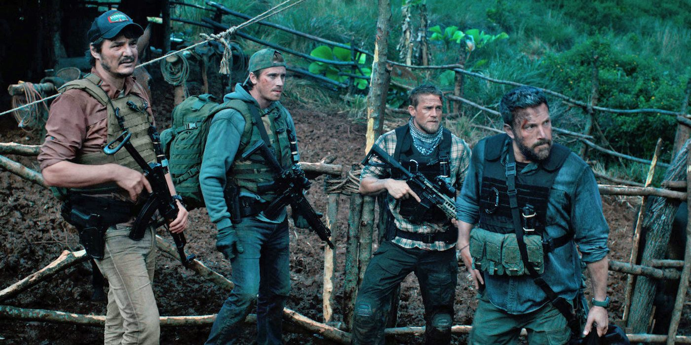 Triple Frontier Director & Crew Rescued About 50 Stray Dogs While Filming