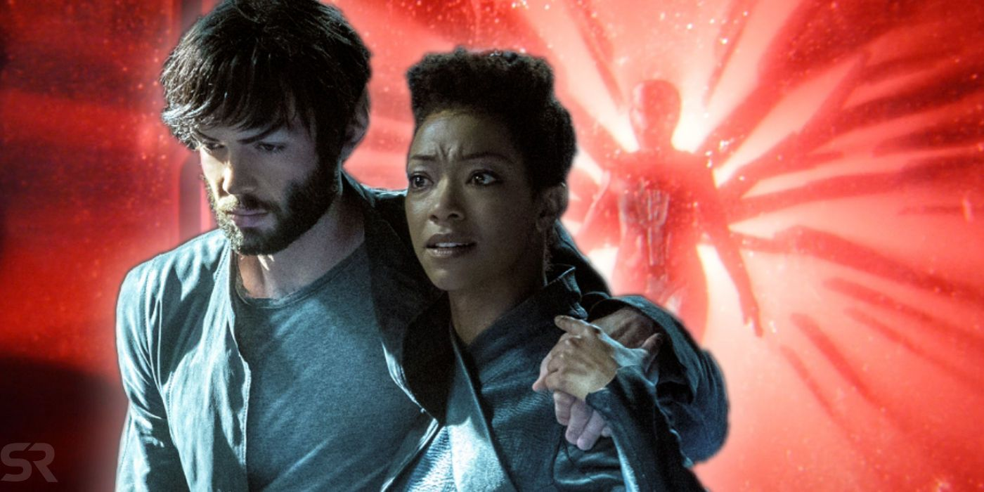 Star Trek: Discovery's Red Angel Explained: Identity, Origin & Motives