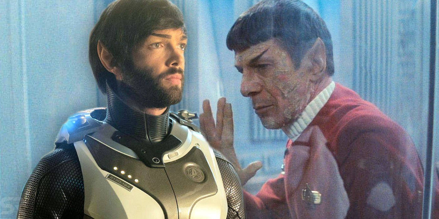 Star Trek: Discovery's Homage To Wrath of Khan (& What It Reveals About Spock)