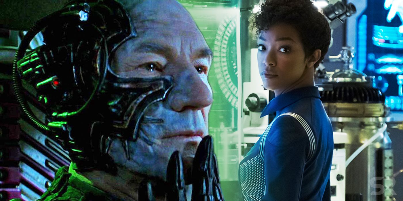 Star Trek: Discovery's Borg Fan Theory Was Wrong