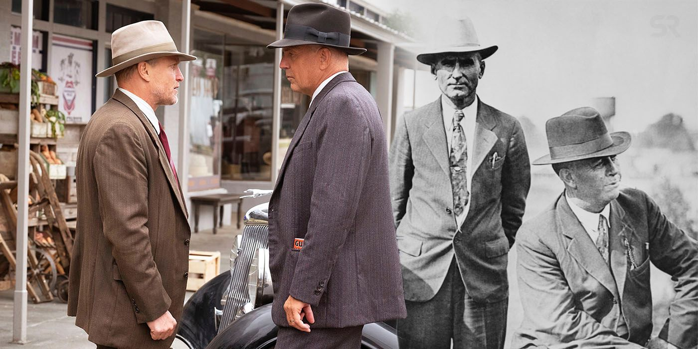 The Highwaymen True Story: What Netflix Changed About Bonnie & Clyde