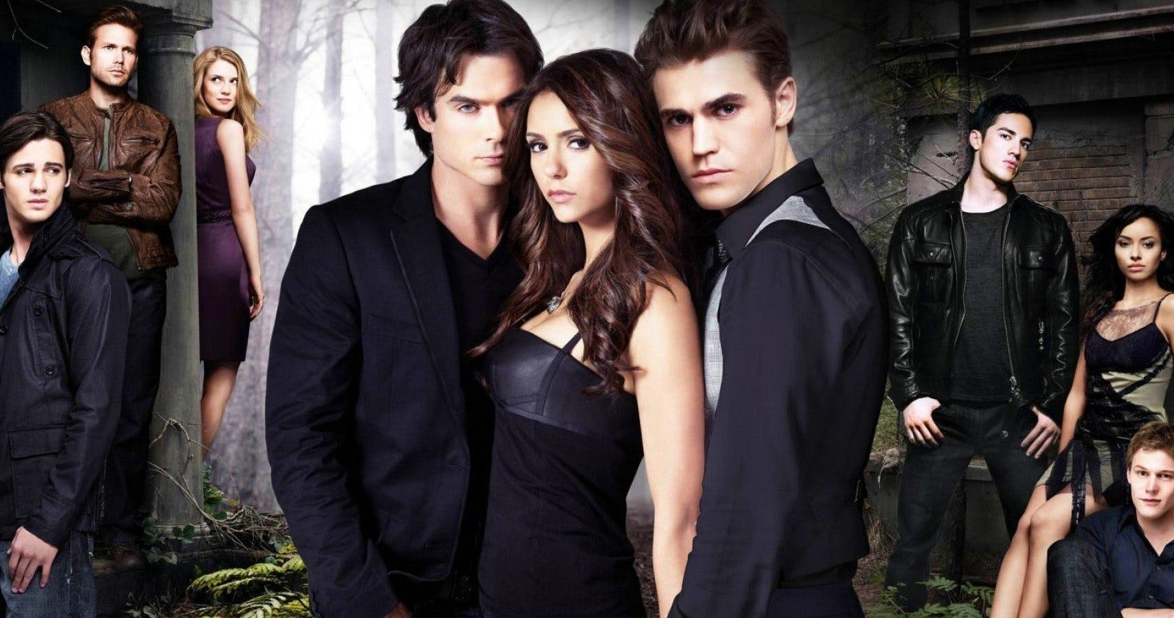2 Actors Who Regretted Being On The Vampire Diaries (And 18 Who Adored It)