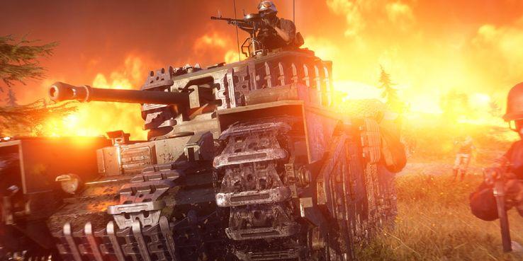 Battlefield V's Firestorm Is Another Half-Baked, Rushed Release