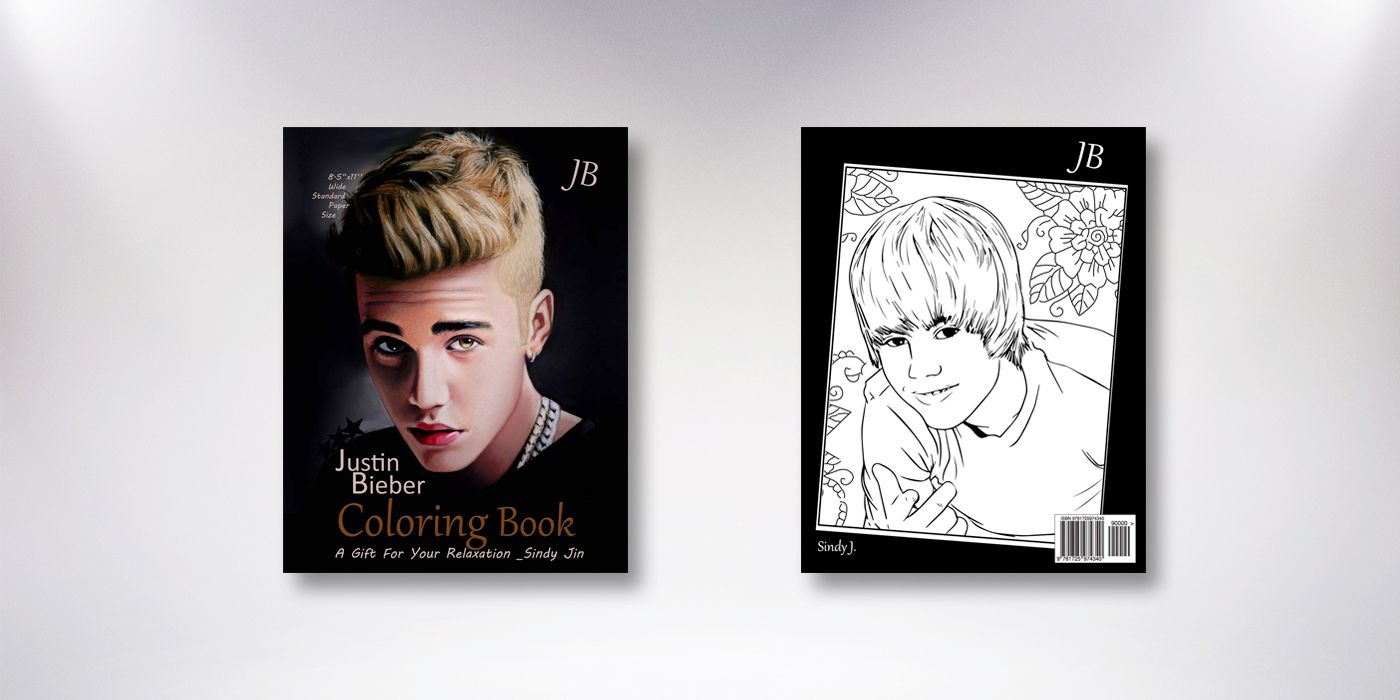 TV and Movie News The 10 Strangest Celebrity Coloring Books ...