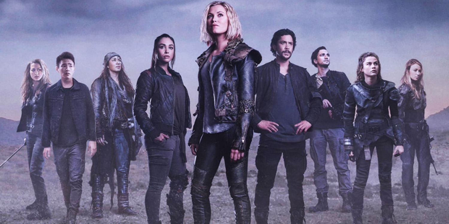 The 100 Staffel 2 Episode 1
