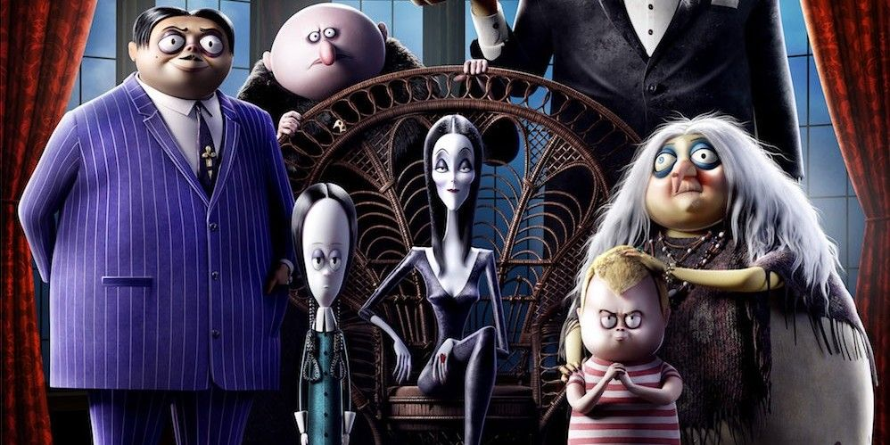 Картинки по запросу The Addams Family Trailer: An Altogether Ooky Animated Movie