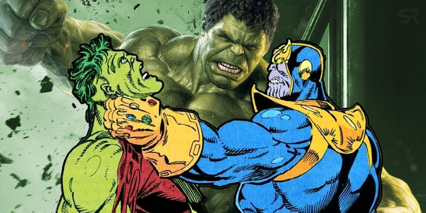 How Hulk Changes In Avengers: Endgame (& What Happened In The Comics)