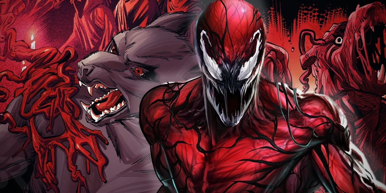 The Carnage WEREWOLF Finally Comes To Marvel Comics ...